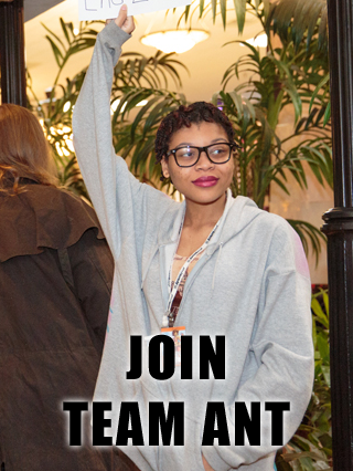 Join Team ANT